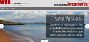 Webdesign-dawlish